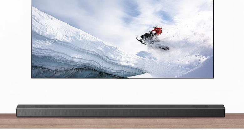 Loa thanh soundbar LG 5.1.2 SN9Y 520W-AI Sound Pro