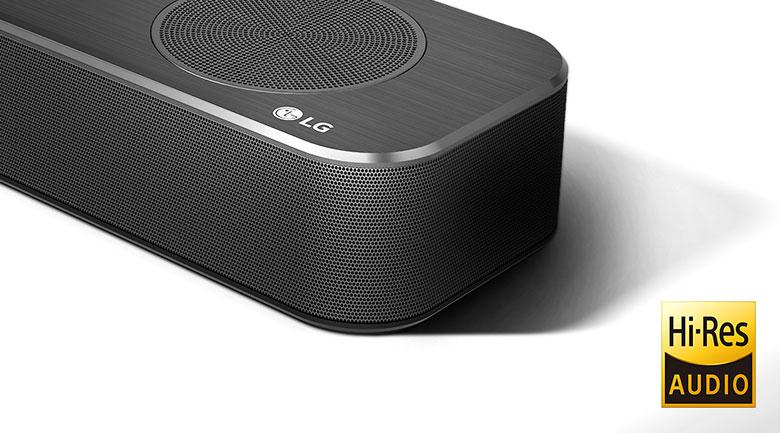 Loa thanh soundbar LG 3.1.2 SN8Y 440W- Độ phân giải 24bit