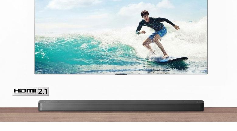 Loa thanh soundbar LG 3.1.2 SN8Y 440W- AI Sound Pro