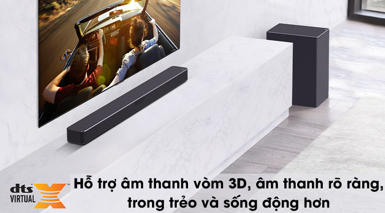 Loa thanh LG SN5R - DTS Virtual:X