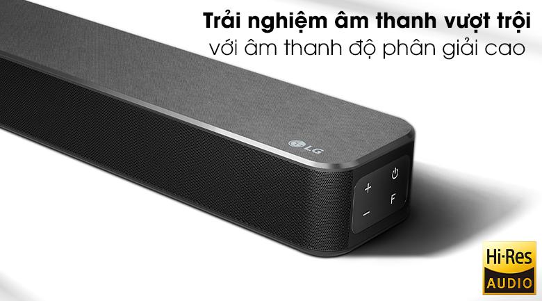 Loa thanh LG SN5R - Âm thanh độ phân giải cao