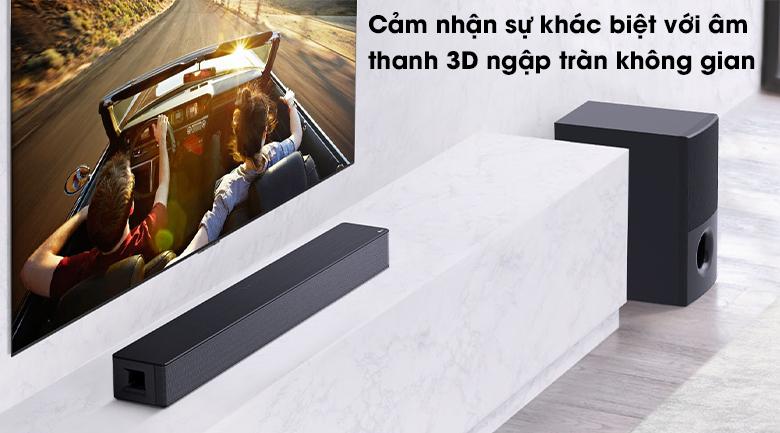 Loa thanh soundbar LG 4.1 SNH5 600W - DTS Virtual:X
