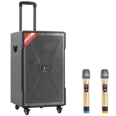 Loa kéo Karaoke Dalton TS-12G450X