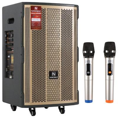 Loa kéo Karaoke Nanomax S-1000