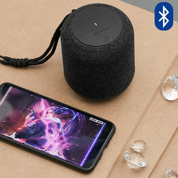 Loa Bluetooth Anker Soundcore Motion Q A3108 Đen