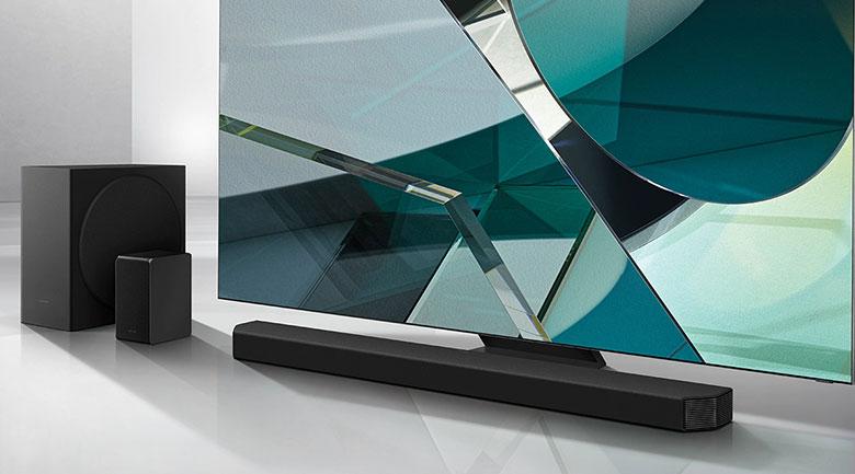 Loa thanh Samsung HW-Q950T - Thiết kế