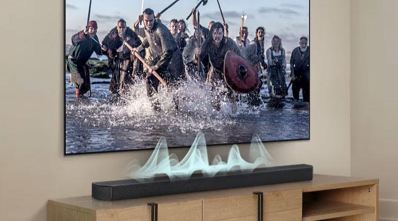Loa thanh Samsung HW-Q950T - Adaptive Sound