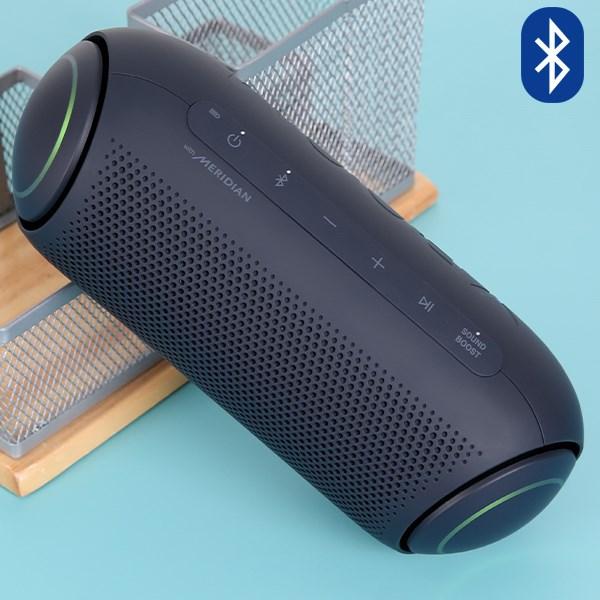 Loa Bluetooth LG Xboom Go PL5 Xanh Đen