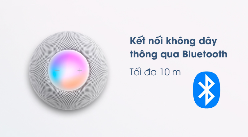 oa Bluetooth Apple Homepod Mini - Kết nối