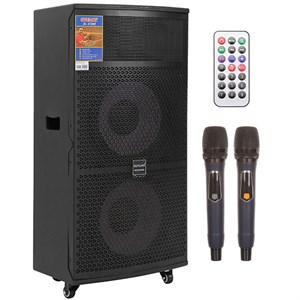 Loa điện Karaoke SuYang X-138 850 W