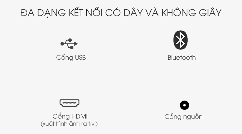 Loa thanh Sony HT- G700  - Kết nối