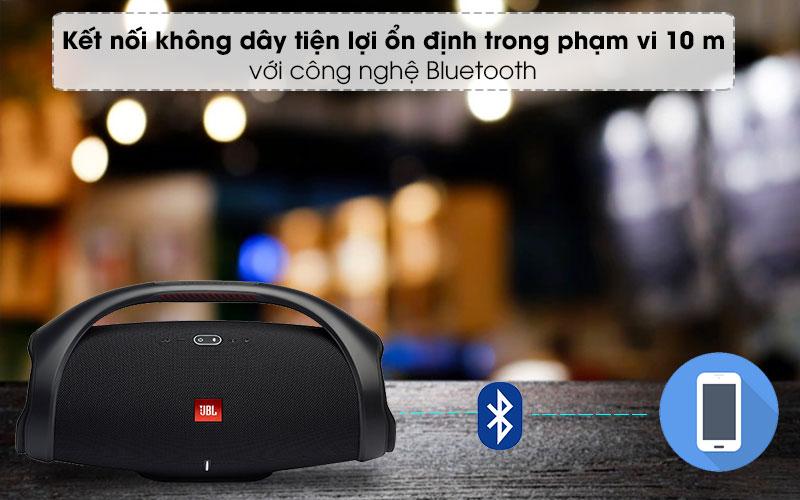 Loa Bluetooth JBL Boombox 2 Đen - Bluetooth