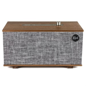 Loa Klipsch The Three With GVA Walnut