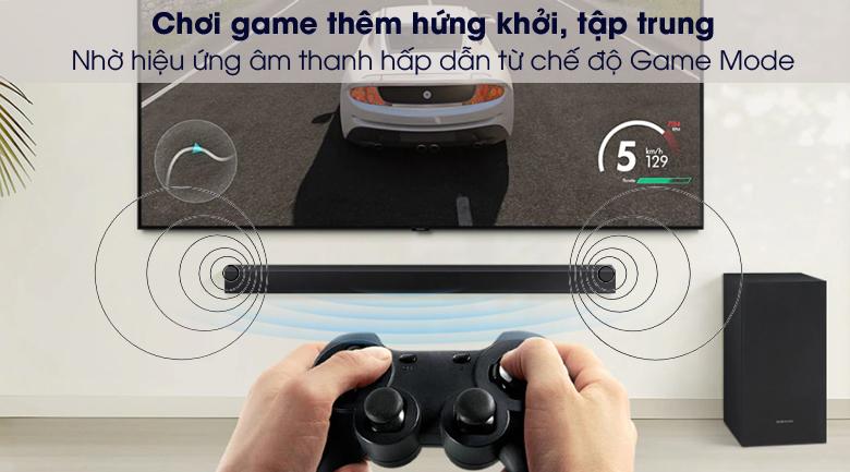 Game Mode - Loa thanh Samsung HW-A450
