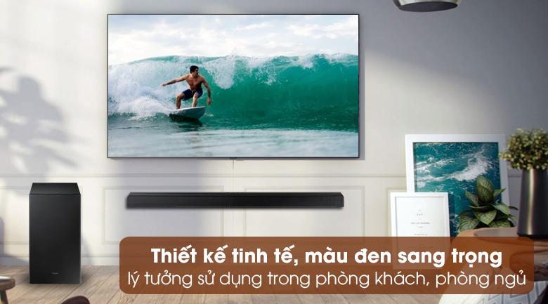 Loa thanh Samsung HW-A550 - Màu đen sang trọng