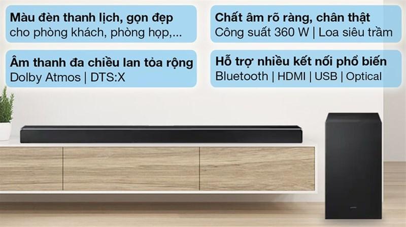 Loa thanh Samsung HW-Q630