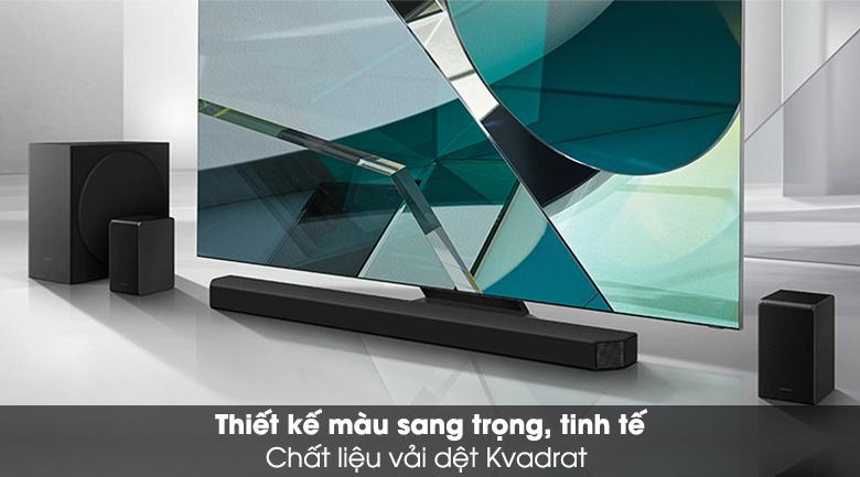 Loa thanh Samsung HW-Q950A - Thiết kế đơn giản, chắc chắn