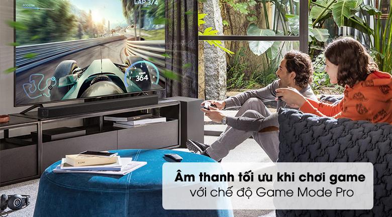 Loa thanh Samsung HW-Q950A - Gay cấn hơn trong từng trận game với Game Mode Pro