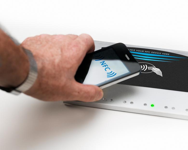 Kết nối NFC tiện dụng