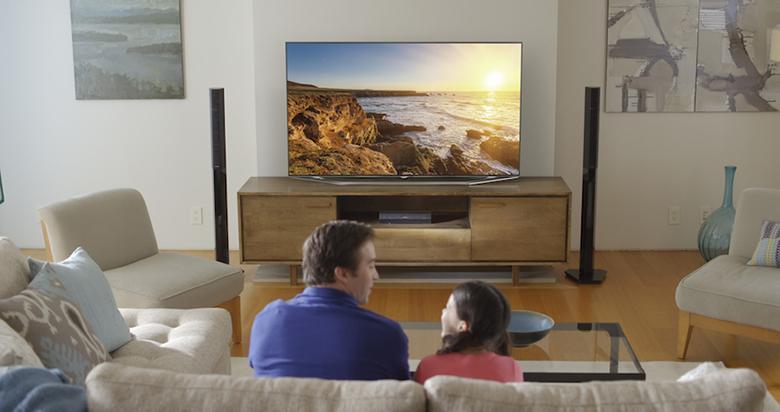 Loa giúp ghép nối không dây với tivi Samsung