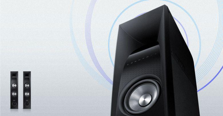Công suất mạnh mẽ với âm bass khỏe khoắn