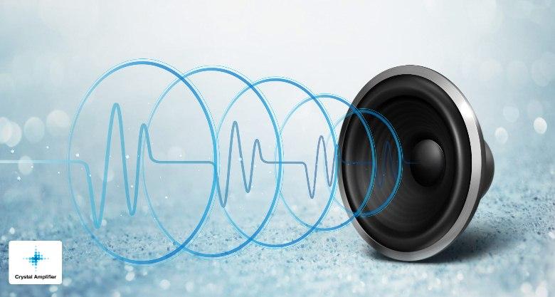 Âm thanh ưu việt cùng công nghệ Crystal Amplifier Plus