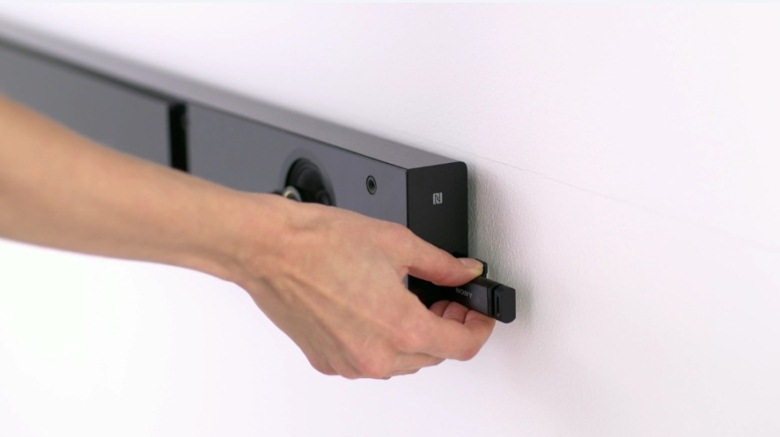 Kết nối USB tiện lợi