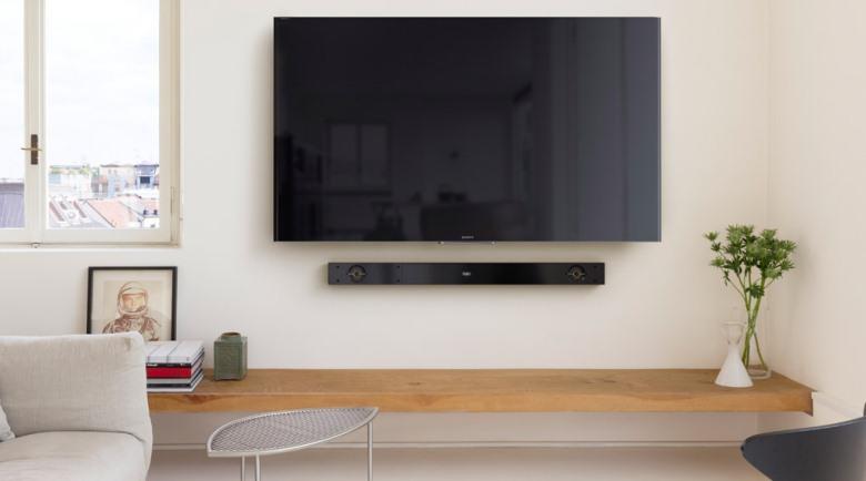 Thiết kế nhỏ gọn, phù hợp với nhiều không gian nội thất