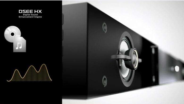 Công nghệ DDSE HX cho âm thanh tuyệt hảo
