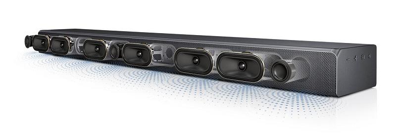 Loa thanh Samsung HW -MS650 – Âm thanh mạnh mẽ