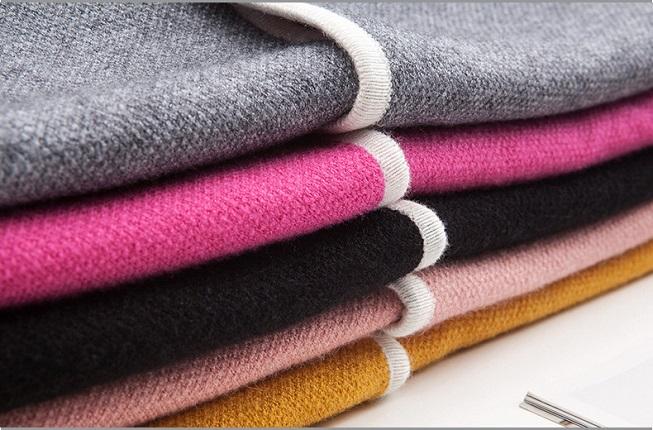 An toàn với đồ len