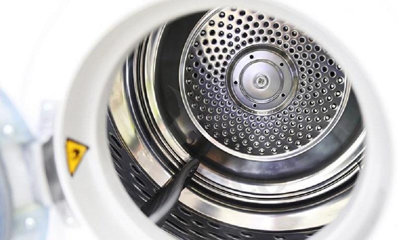 Lồng sấy từ thép không gỉ - Máy sấy Electrolux 8 Kg EDV8052