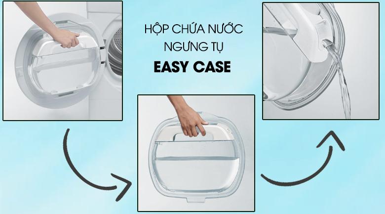 Easy Case - Máy sấy Candy 8 Kg GVS C8DE-S