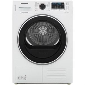 Máy sấy quần áo Máy sấy bơm nhiệt Samsung Inverter 9 Kg DV90M5200QW/SV