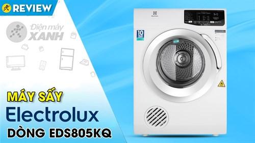 Máy sấy thông hơi Electrolux 8 Kg EDS805KQWA