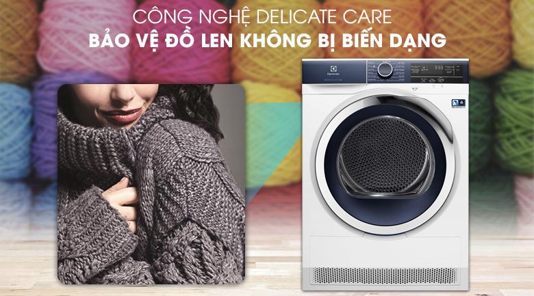 Delicate Care - Bảo vệ và tăng độ bền đồ len