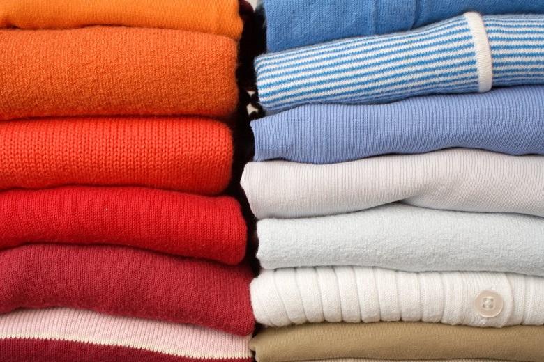 Quần áo ít bị nhăn với chức năng sấy xoay chiều