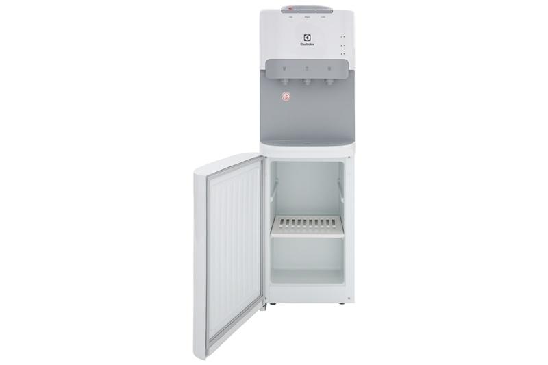 Có khoang chứa ly tách - Cây nước nóng lạnh Electrolux EQACF01TXWV