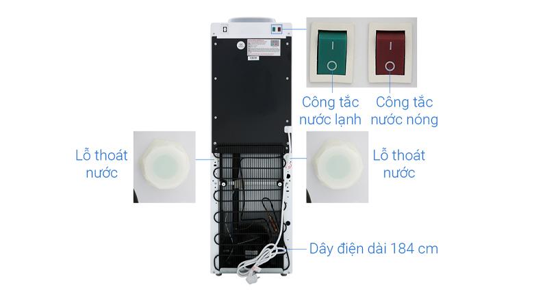 Công tắc - Cây nước nóng lạnh Electrolux EQACF01TXWV