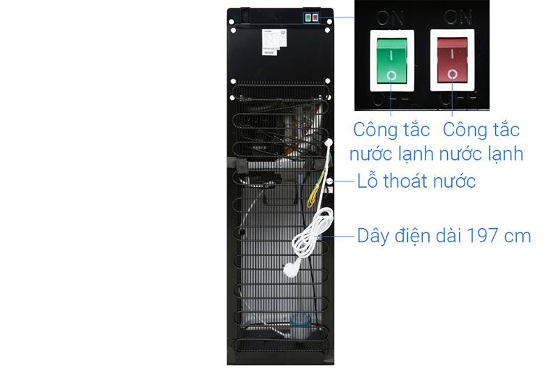 Sử dụng an toàn - Máy nước nóng lạnh Toshiba RWF-W1669BV(K1)