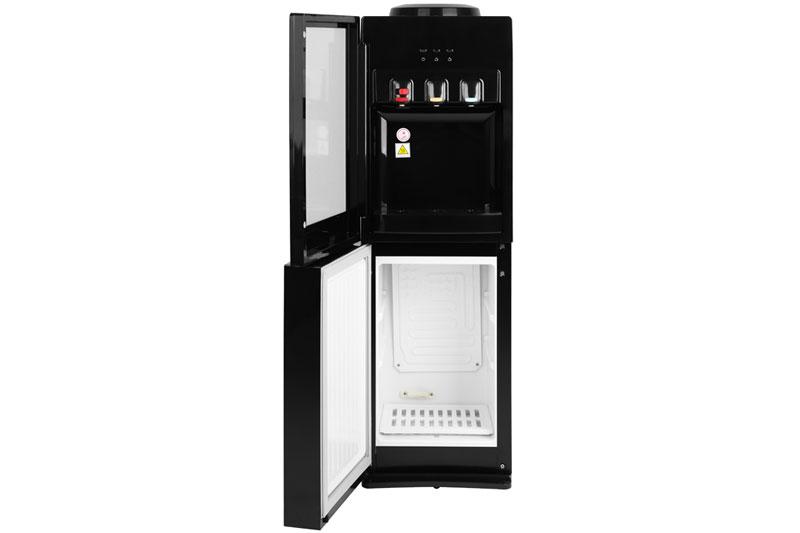 Khoang nhỏ chứa ly tách bảo quản ly tách sạch sẽ, gọn gàng - Cây nước nóng lạnh Midea YL1836S-B