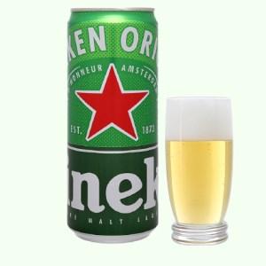 Bia Heineken Sleek 330ml