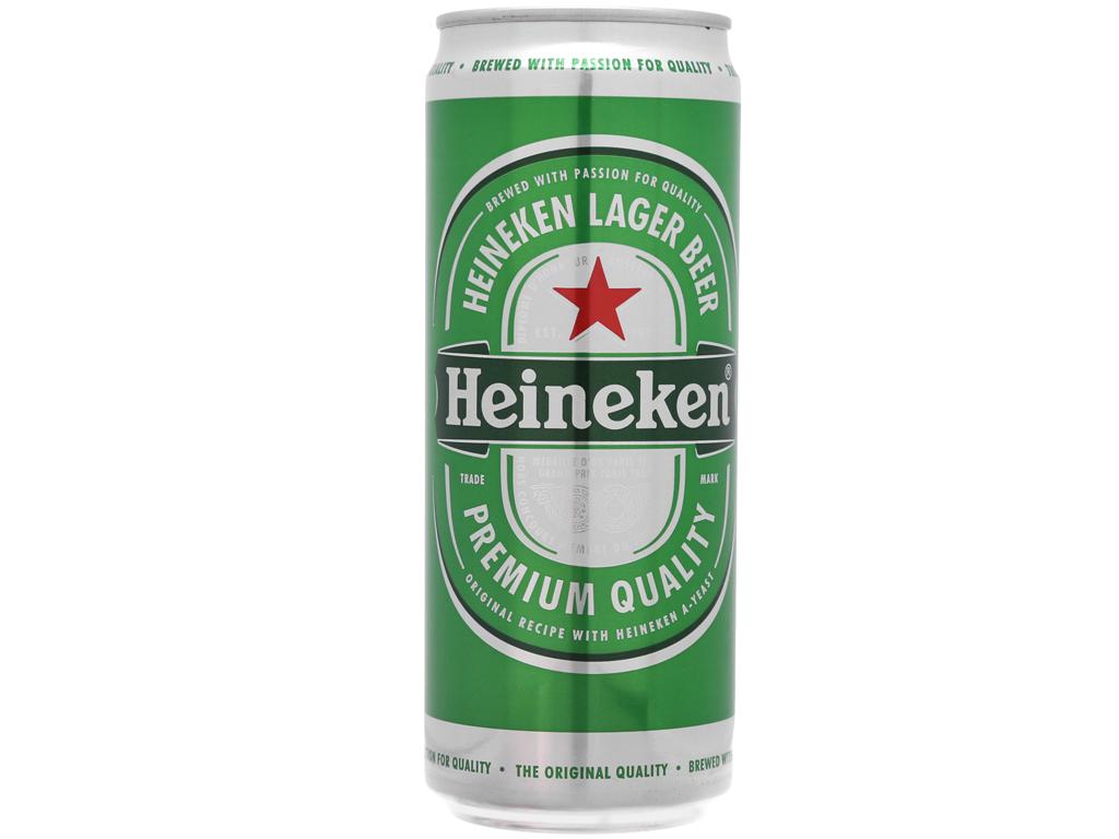 Bia Heineken 330ml 2