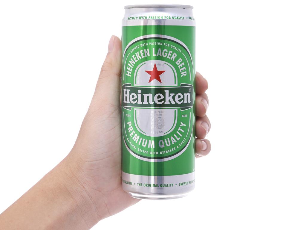 Bia Heineken 330ml 5
