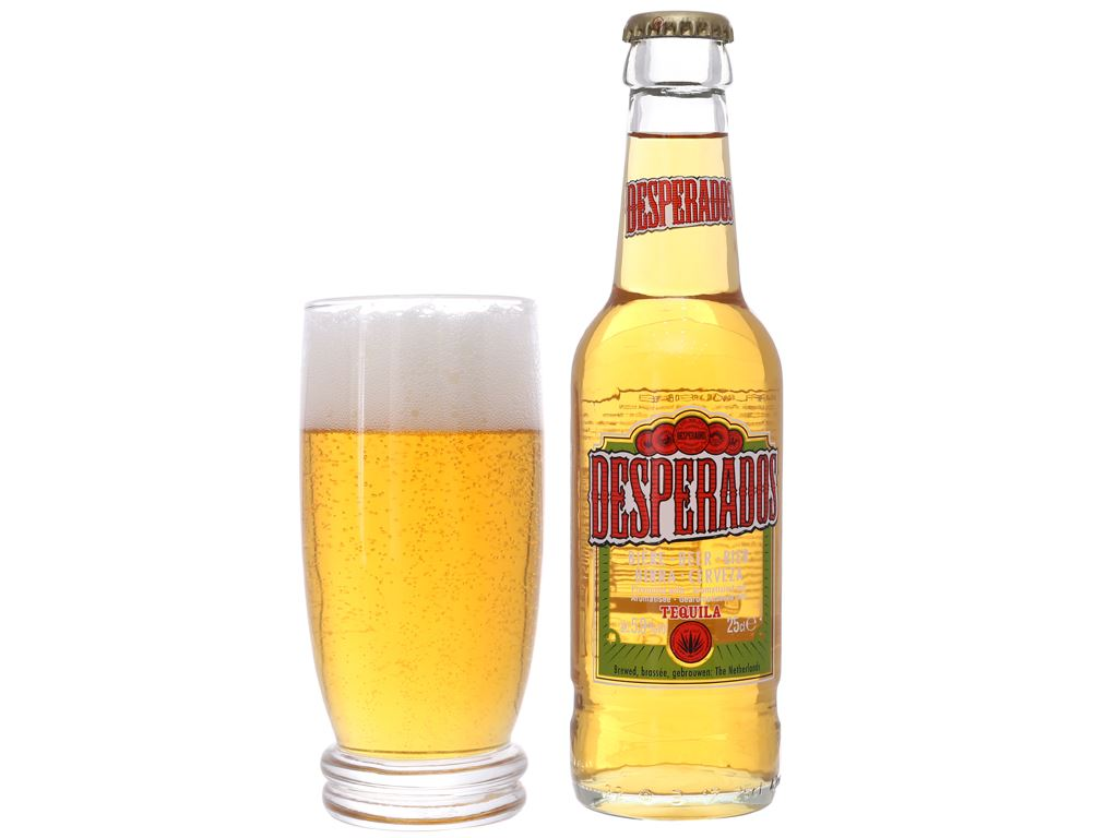 Bia Desperados 250ml 4