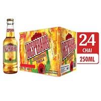 Thùng bia Desparados chai 250ml (24 chai)