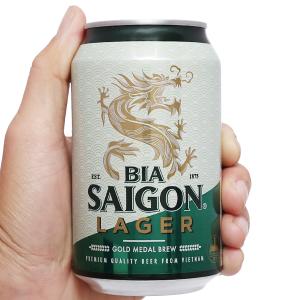 Bia Sài Gòn Lager 330ml