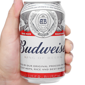 Bia Budweiser 330ml