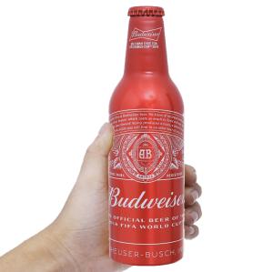 Bia Budweiser Alumium 355ml
