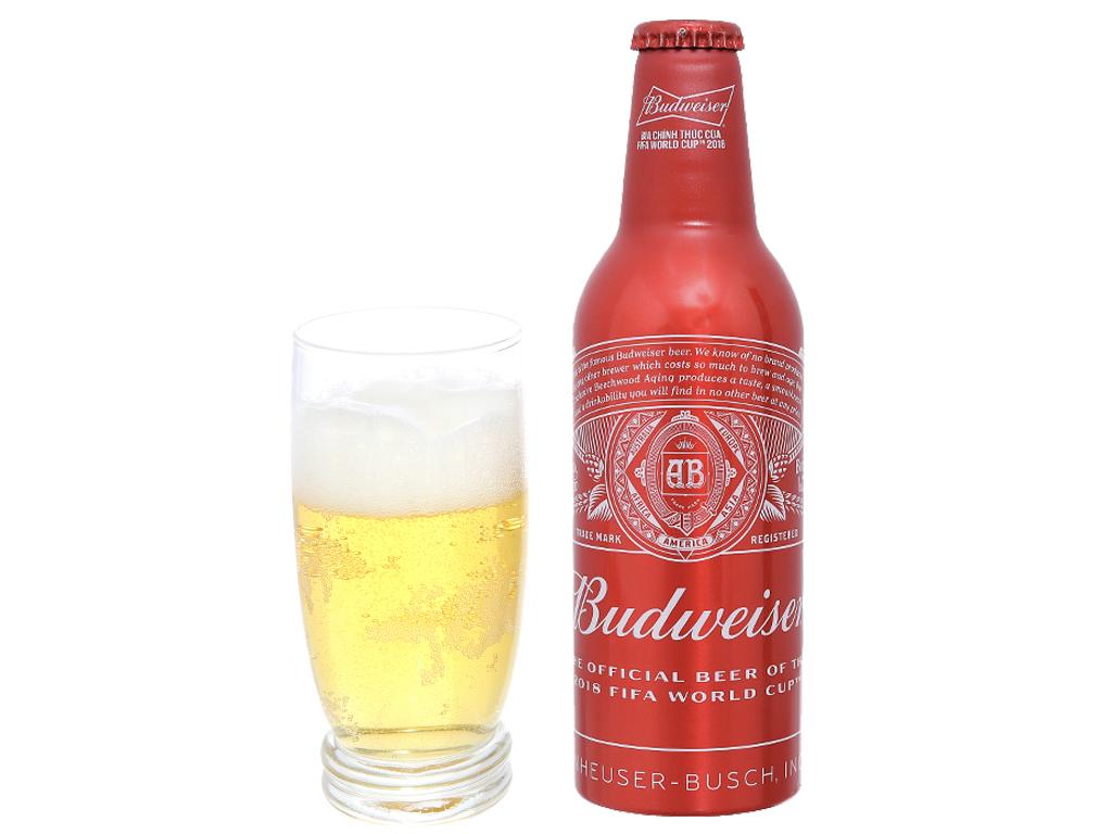 Bia Budweiser Alumium 355ml 3